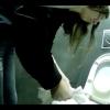 前からトイレ盗撮 5名 4人目の美人お姉さんは大きい方かな?