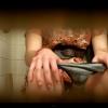 洋式トイレ盗撮 フロント 艶めかしい吐息とともに脱糞!