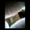 洋式トイレ盗撮 前から 何かの間にカメラを忍ばせて盗撮
