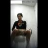 韓国OLトイレ盗撮 脚を大きめに広げて用足し中