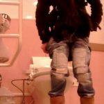 10人以上の女の子たちが洋式トイレ個室内で用足しする一部始終を隠し撮り