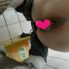 溝タイプトイレをローアングルでうんこ中の女の子の姿を激写!