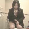 多人数の制服女子特集 in洋式トイレ