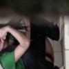 ぱっつんロングの緑色Tシャツお姉さんの放尿&脱糞シーン隠撮