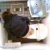 4人のお姉さんの洋式トイレ空爆盗撮映像