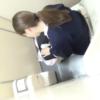 院内トイレ盗撮 高画質空爆アングルでのナース達の放尿シーン