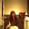 洋式トイレ盗撮 フロントアングル 大人のお姉さん&熟女、年齢高めな放尿シーン