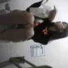 韓国美人CA洋式トイレ盗撮 ベージュパンツの可愛いお姉さんの放尿シーン