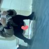 【和式トイレ盗撮】やんわり可愛い顔のお姉さんの放尿シーン