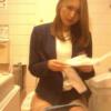 【デパート洋式トイレ盗撮】10名 韓国人風美女や田舎感が出てる女の子他