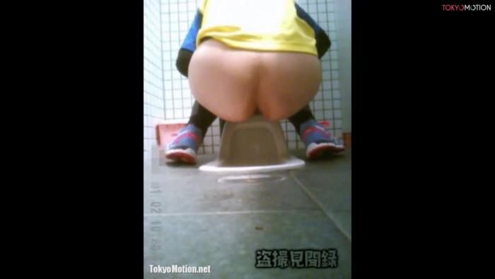 トイレ tokyomotion