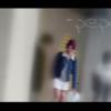 【和式トイレ盗撮】白ショートパンツ女の子の極太ニュルり!