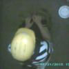 【洋式トイレ盗撮】ヘルメット被った女の子のトイレシーン