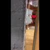 【中華和式トイレ盗撮】白ハイヒール女性の放尿シーン