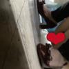 【中華和式トイレ盗撮】ブラウンハイヒールお姉さんの放尿シーン